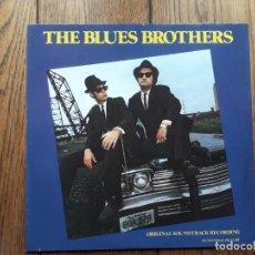 Discos de vinilo: THE BLUES BROTHERS - ORIGINAL SOUNDTRACK RECORDING. Lote 160404362