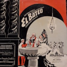 Discos de vinilo: VINILOS ZARZUELA LOTE. Lote 160406596