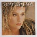 Discos de vinilo: SAMANTHA FOX-DISCO VINILO- L1-51014-1987. Lote 160412978