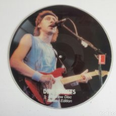 Discos de vinilo: DIRE STRAITS. INTERVIEW PICTURE DISC. LP. Lote 160424194
