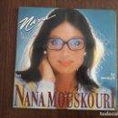 Discos de vinilo: DISCO VINILO LP DOBLE NANA MOUSKOURI, NANA, PHILIPS AÑO 1987. Lote 160436258