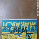 Discos de vinilo: LOS GINKAS–RETUMBARAMA - LP VINILO. SPICNIC 2010. NUEVO.. Lote 160344965