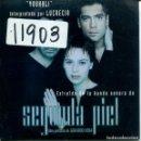 Discos de vinilo: SEGUNDA PIEL (BSO) YOUHALI (LUCRECIA) (CD SINGLE CARTON PROMO 1999). Lote 160438234