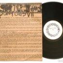 Discos de vinilo: CRUST HARDCORE PUNK - LP - EXTENSITY + ELPUNTODEVIL -SPLIT, LP COMPARTIDO - SPANISH H/C BANDS. Lote 160439118
