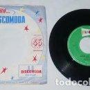Discos de vinilo: SINGLE DISCOMODA DE NAVIDAD, HERMANOS DÍAZ, DE VENEZUELA. Lote 160439154