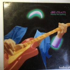 Discos de vinilo: DISCO LP DIRE STRAITS - MONEY FOR NOTHING. Lote 160439198