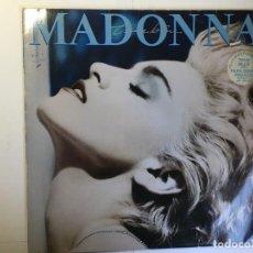 Discos de vinilo: DISCO LP MADONNA - TRUE BLUE. Lote 160439594