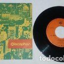 Discos de vinilo: SINGLE DE LAS PALOMAS, BONITOS OJOS Y POR AHÍ, POR AHÍ, DE COLOMBIA. Lote 160440098