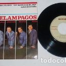 Discos de vinilo: EP DE LOS RELÁMPAGOS, DOS CRUCES, DE 1965. Lote 160442030