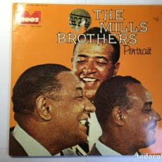 Discos de vinilo: DISCO LP THE MILLS BROTHERS - PORTRAIT. Lote 160442198