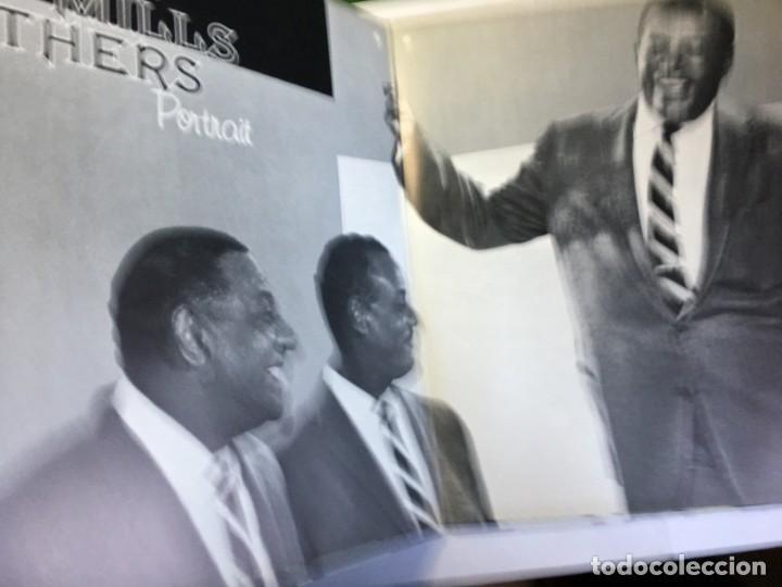 Discos de vinilo: DISCO LP THE MILLS BROTHERS - PORTRAIT - Foto 2 - 160442198