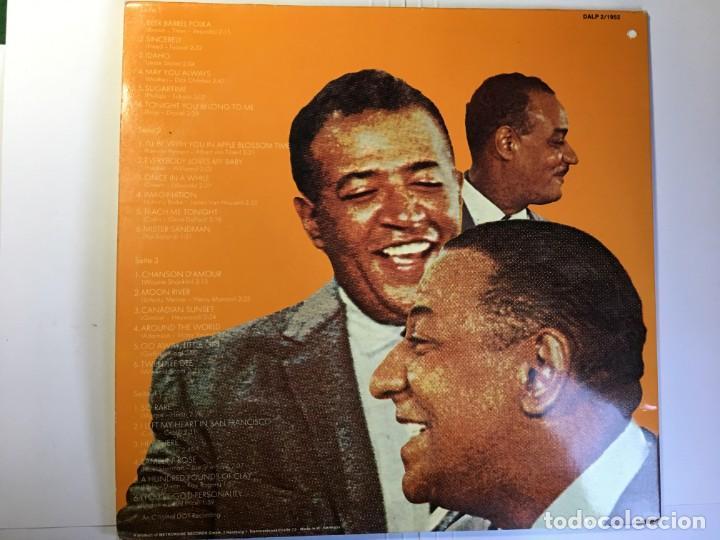 Discos de vinilo: DISCO LP THE MILLS BROTHERS - PORTRAIT - Foto 3 - 160442198