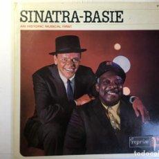 Discos de vinilo: DISCO LP SINATRA - BASIE 1981. Lote 160442538