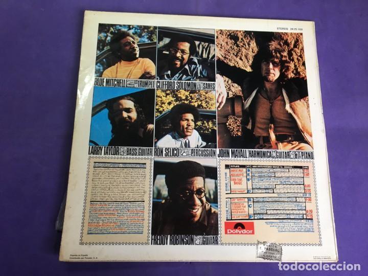 Discos de vinilo: DISCO LP JHON MAYALL JAZZ BLUES FUSION- LIVE IN BOSTON AND NEW YORK - Foto 2 - 160442930