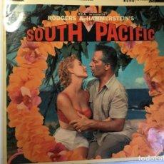 Discos de vinilo: DISCO LP BANDA SONORA SOUTH PACIFIC - RODGERS & HAMMERSTEIN'S. Lote 160444674
