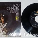 Discos de vinilo: EP DE LOU CHRISTIE, DE 1966. Lote 160446186