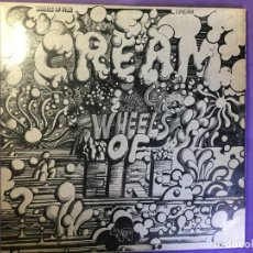 Discos de vinilo: DISCO LP WHEELS OF FIRE - CREAM . Lote 160447042