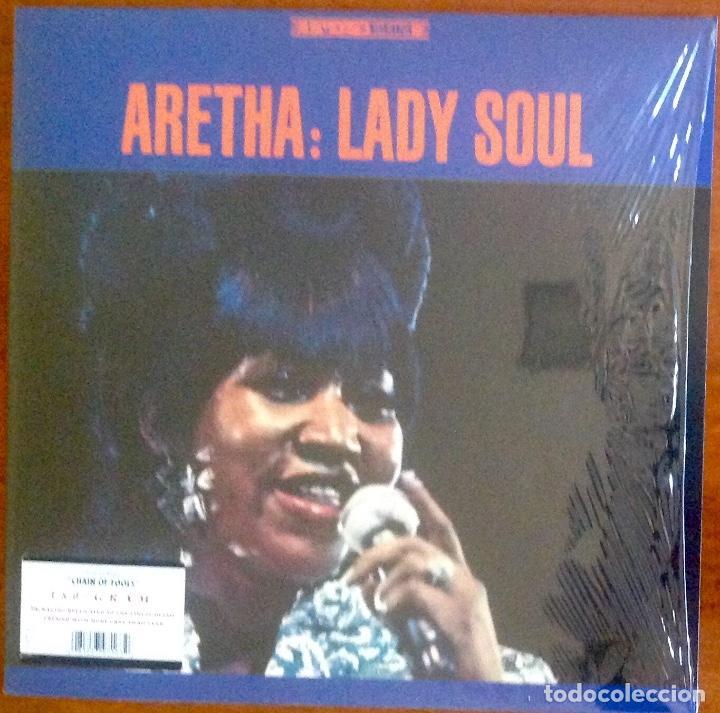ARETHA FRANKLIN - LADY SOUL (Música - Discos - LP Vinilo - Funk, Soul y Black Music)