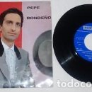 Discos de vinilo: EP DE PEPE RONDEÑO, FANDANGOS Y BULERÍAS, DE 1962. Lote 160447974