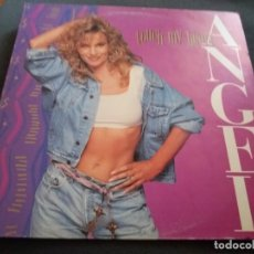 Discos de vinilo: ANGEL - TOUCH MY HEART. Lote 160448086