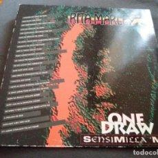 Discos de vinilo: RITA MARLEY --- ONE DRAW. Lote 160450882