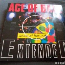 Discos de vinilo: ACE OF BASE --- WHEEL OF FORTUNE. Lote 160454122