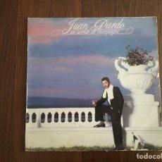 Discos de vinilo: DISCO VINILO LP JUAN PARDO, UN SOBITO DE CHAMPAGNE. HISPAVOX (90) 190 159 AÑO 1984. Lote 160454514