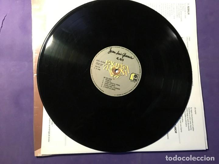 Discos de vinilo: DISCO LP JUAN LUIS GUERRA - BACHATA ROSA - Foto 4 - 170852940