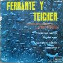 Discos de vinilo: FERRANTE Y TEICHER: CONCIERTO DE VARSOVIA / SUEÑO DE AMOR / NOCTURNO EN MI BEMOL / SCHEHEREZADE. Lote 160461770
