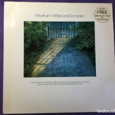Discos de vinilo: DISCO LP WINDHAM HILL RECORDS SAMPLER. Lote 160462666