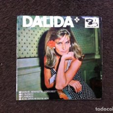 Discos de vinilo: DALIDA. 1966. SINGLE / EP. 4 TEMAS. Lote 160467634