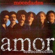 Discos de vinilo: MOCEDADES – AMOR - LP ZAFIRO SPAIN ?1980. Lote 160475306
