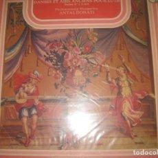 Discos de vinilo: RESPIGHI DANSES ET AIRS PHILARMONICA HUNGRIA (PHILIPS-OG FRANCIA. Lote 160475486