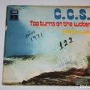 Discos de vinilo: C.C.S. *** SINGLE VINILO MUSICA AÑO 1971 *** EMI ODEON ***. Lote 160480578