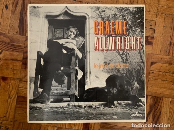GRAEME ALLWRIGHT – LE JOUR DE CLARTÉ SELLO: MERCURY – 135 708 MCY, MERCURY – 135.708 MCY FORMATO: (Música - Discos - LP Vinilo - Canción Francesa e Italiana)