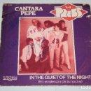 Discos de vinilo: THE PRESS *** SINGLE VINILO MUSICA AÑO 1981 *** UTOPIA MUSIC ***. Lote 160480758