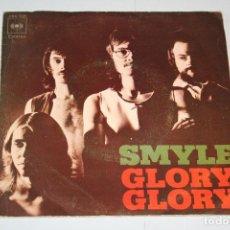 Discos de vinilo: SMYLE *** SINGLE VINILO MUSICA AÑO 1971 *** CBS ***. Lote 160481402