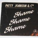 Discos de vinilo: PATTY JOHNSON *** SINGLE VINILO MUSICA AÑO 1987 *** METROPOL ***. Lote 160485114