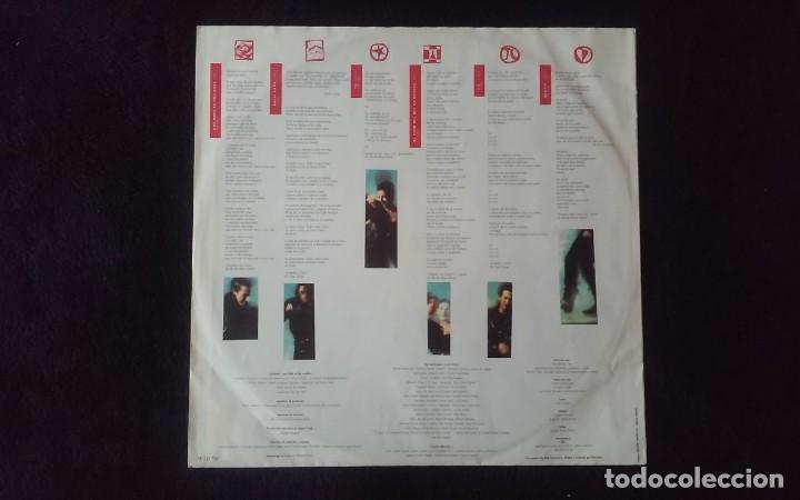 Discos de vinilo: LP MECANO, AIDALAI, 1991, SIN CARÁTULA. - Foto 2 - 160485158
