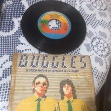 Discos de vinilo: THE BUGGLES. EL VÍDEO MATO A LA ESTRELLA DE LA RADIO. SINGLE. Lote 160486086