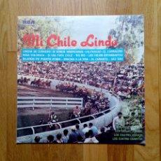 Discos de vinilo: MI CHILE LINDO - RCA, 1969. CHILE.. Lote 160495274
