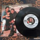 Discos de vinilo: THE NEVILLE BROTHERS.BIRD ON A WIRE.AM RECORD.1990. Lote 160497430