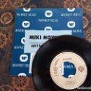 Discos de vinilo: MIKI HOWARD.AIN'T NOBODY LIKE YOU.WEA.1992.. Lote 160497662