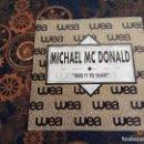 Discos de vinilo: MICHAEL MCDONALD.TAKE IT TO HEART.WEA.1990.. Lote 160501878