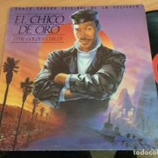 Dischi in vinile: EL CHICO DE ORO (B.S.O.) LP ESPAÑA (B-0). Lote 160505546