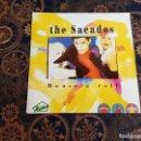 Discos de vinilo: THE SACADOS.HOUSE´N ROLL.DISCOS HOME.1992. Lote 160507174