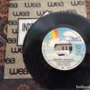 Discos de vinilo: INDECENT OBSESSION.TELL ME SOMETHING.WEA.. Lote 160507546
