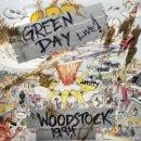 Discos de vinilo: LP GREEN DAY WOODSTOCK 1994 NUEVO PRECINTADO RSD 2019. Lote 160514350