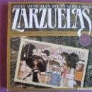 Discos de vinilo: LP - ZARZUELAS - EL BARBERILLO DE LAVAPIES, GIGANTES Y CABEZUDOS, LA REVOLTOSA (CAJA CON 3 LP'S). Lote 160521866