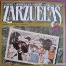 Discos de vinilo: LP - ZARZUELAS - BOHEMIOS, LA DOGARESA, LA PARRANDA (CAJA CON 3 LP'S, COLUMBIA 1984). Lote 160522030